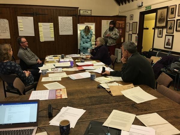 Vision and Objectives Workshop 2
