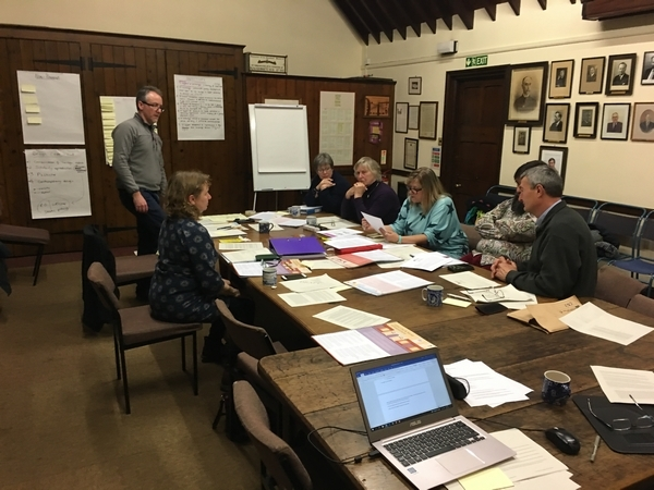 Vision and Objectives Workshop 1